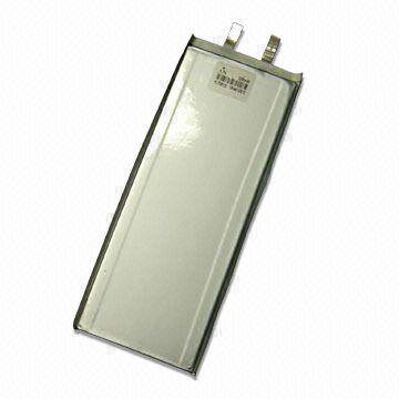 Lithium Polymer Battery with Large Capacity