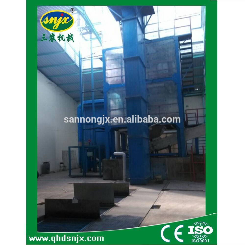 water soluble fertilizer potassium humate round granule machine