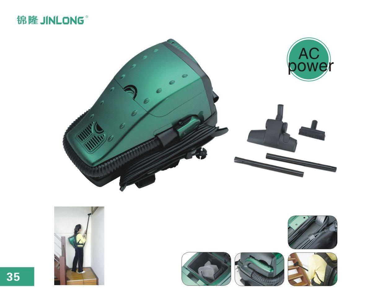 Back Pack Cleaner JL-B4001