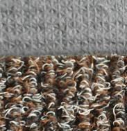 High quality PVC ribbed carpet mat ,door mat