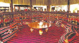 Bedouin Seats(association abu zenimah)