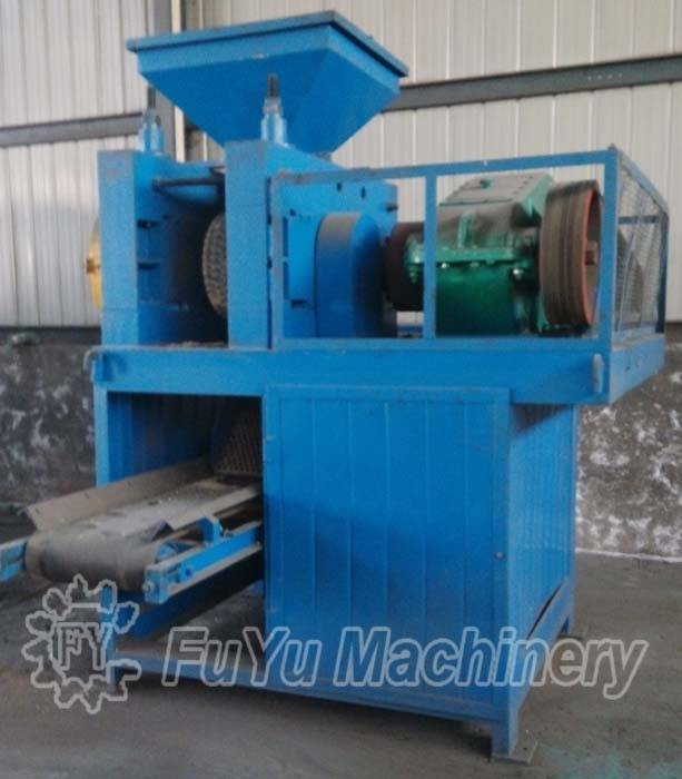 FY-450 Fuyu briquette machine for coal and charcoal