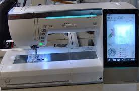 Janome Horizon Memory Craft 15000 Embroidery and Sewing Machine