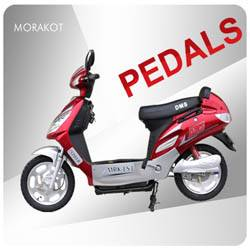 48V250W Top Rated CE pedal assisted electric scooter--LS1