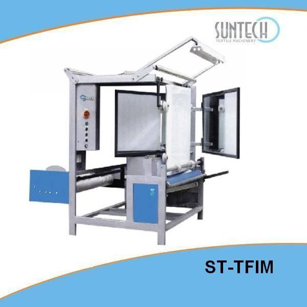 Tubular Fabric Inspection Machine( ST-TFIM)