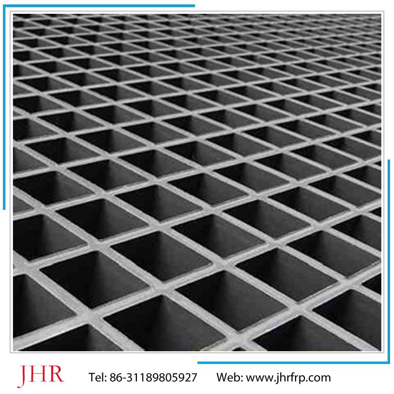 FRP grating for walkway/platform/floor/ construction/trench cover