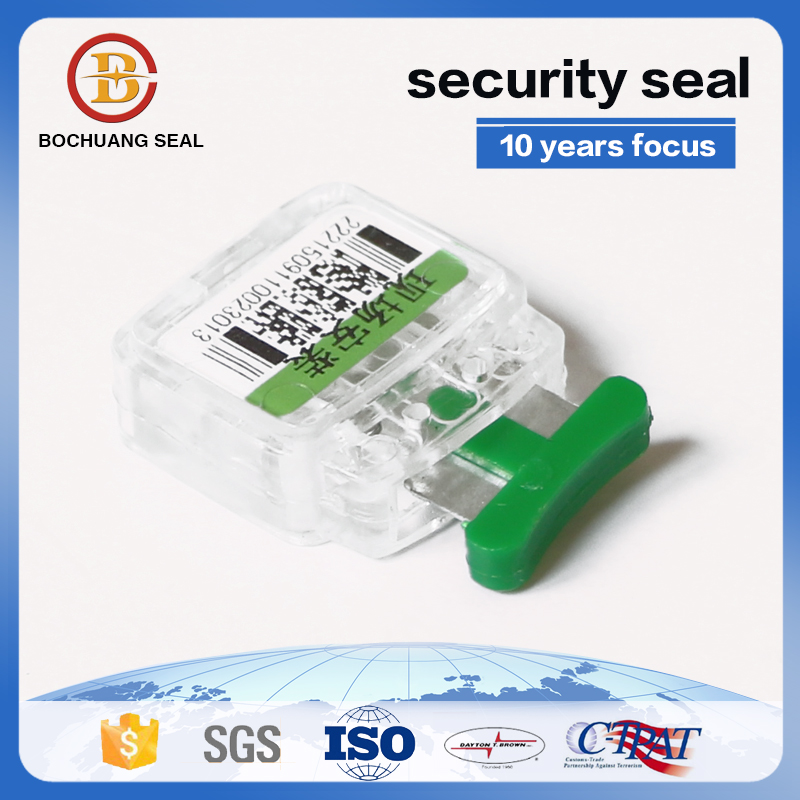 Electric Water Twist Meter Seal in China factory BCM103