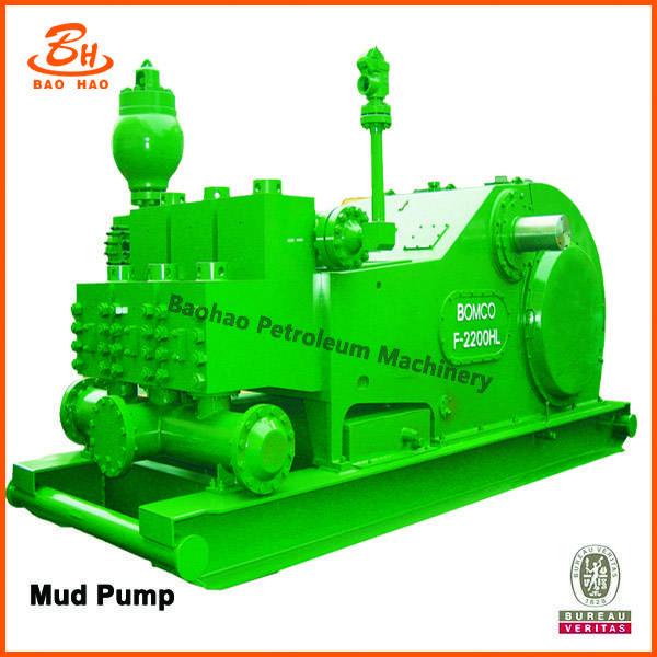 BOMCO/EMSCO F Series Drilling Mud Pump Triplex F1300 Mud Pump
