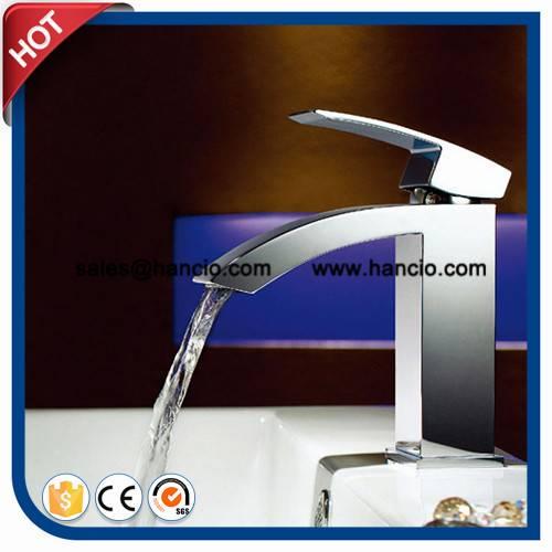 Brass Waterfall Basin Faucet (HC2943)