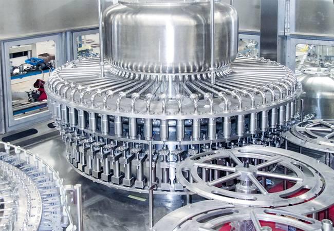 Hot Filiing machine
