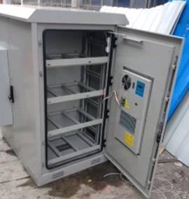 DDTE017 Outdoor Telecom Cabinet, Battery Cabinet, Telecom Enclosure