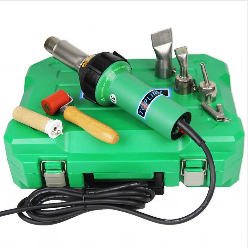 Butt Plastic Sheet Welding Machine/1600W Temperature adjustable feature compact Hot Air Tool/Hot sal