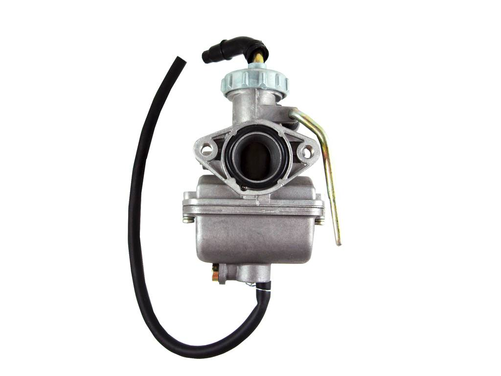 Carburetor of different models of motorcycle