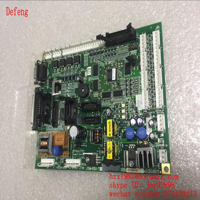 JSW CPU board KBU-61 injection molding machine KBU-71