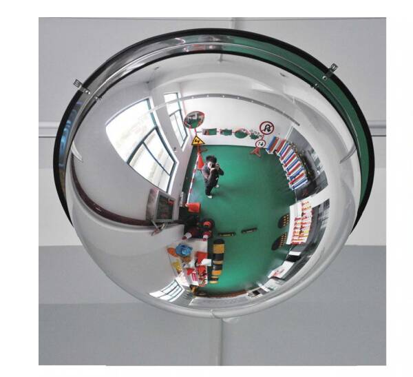360 Degree Acrylic Convex Mirror