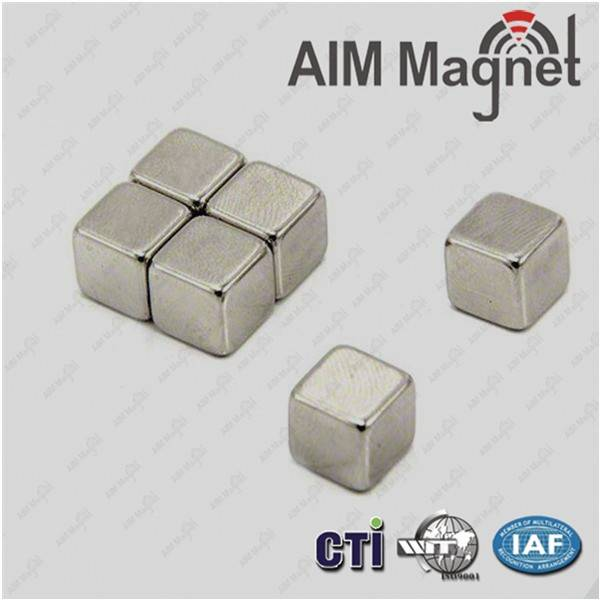 Super strong block neodymium magnet
