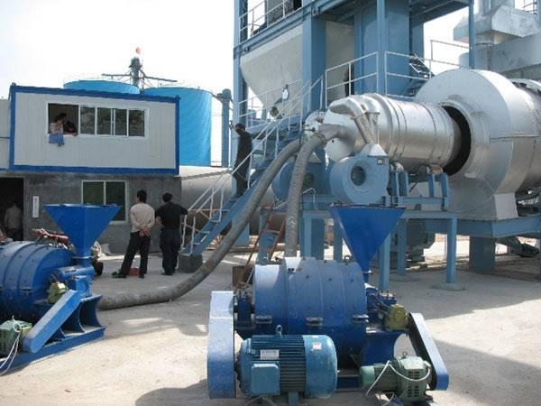 Coal Burner /asphanlt mixing plant