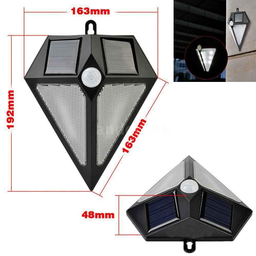 Solar PIR Sensor Light