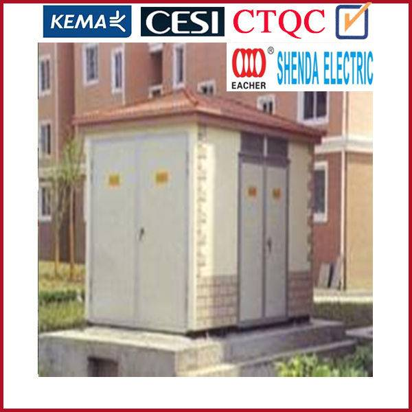YB Series Cubicle Substation Transformer 800KVA