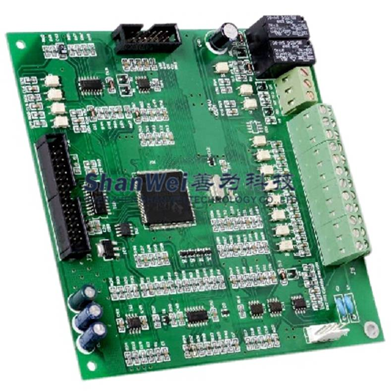 Shenzhen Sanwin Technology Co., Ltd. is a professional OEM company of circuit board, and designing a