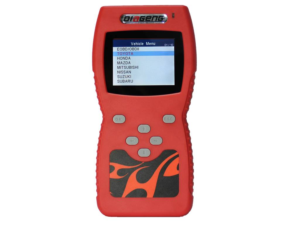 Japanese cars diagnostic tool