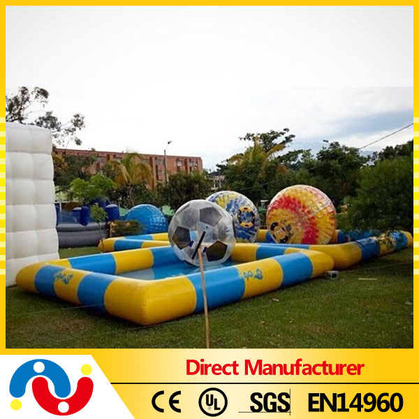 Hot sale plastic inflatable pvc water swimming pool inflatable ball pit pool