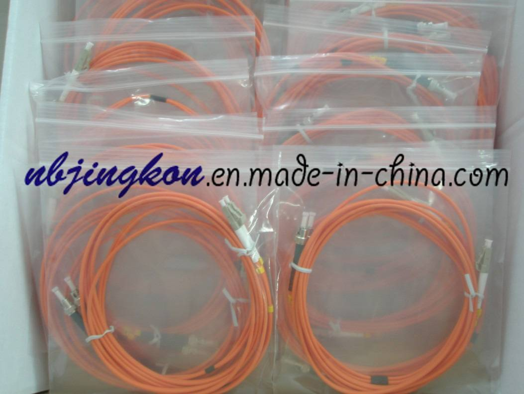 Fiber Optic Patch Cord-LC to ST OM2 Patch Cord