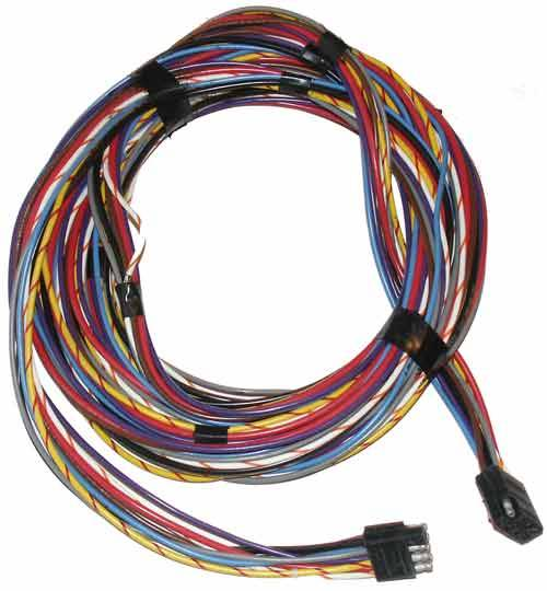 ODM OEM RoHS compliant auto 8pin male to female connector wire harness