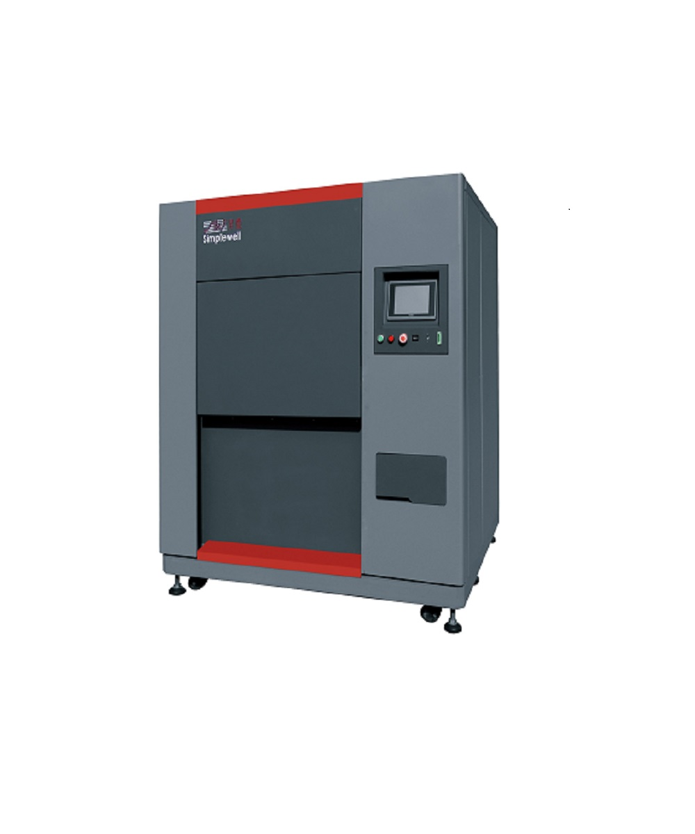 Thermal Shock Test Chamber, Hot and cold impact testing equipment, 2-zones thermal shock testing