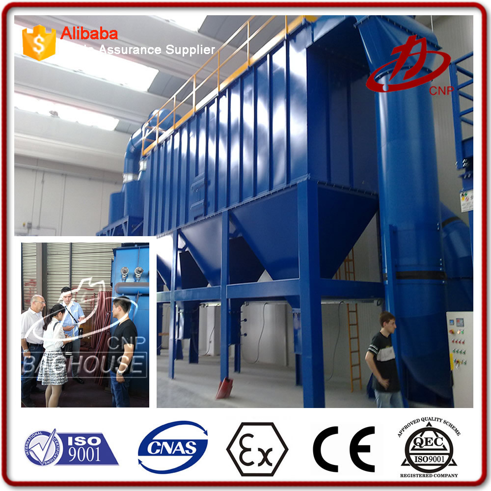 Air filter manufacturing equipment