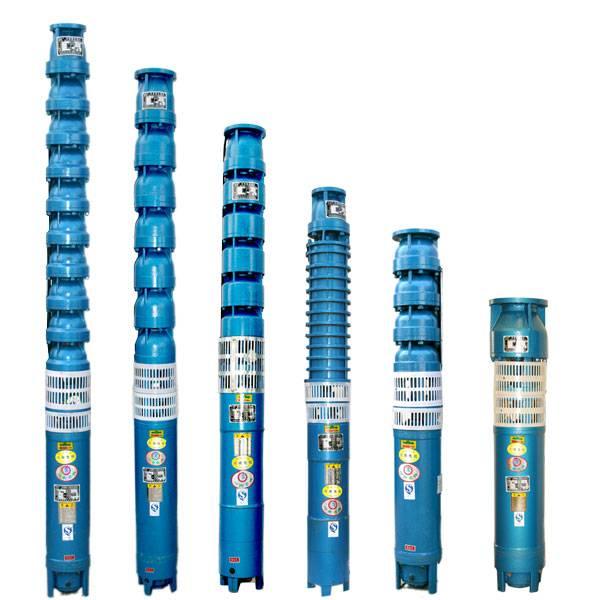 QJ Submersible pumps