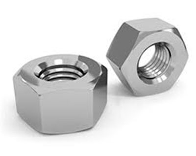 UNS N04400 Hex Nuts