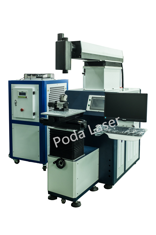 Four Axis Automatic Welding Machine PD-W200FD/W400FD