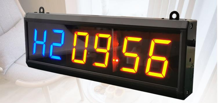 LED timer multifunctions cycle