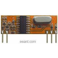 RXB10 Datasheet Receiver RF Radio Module ET-RXB-10