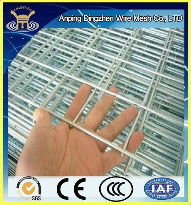 Hot Sale !! High Quality Used Welded Wire Mesh Panel Price / Welded Wire Mesh Panel Supplier