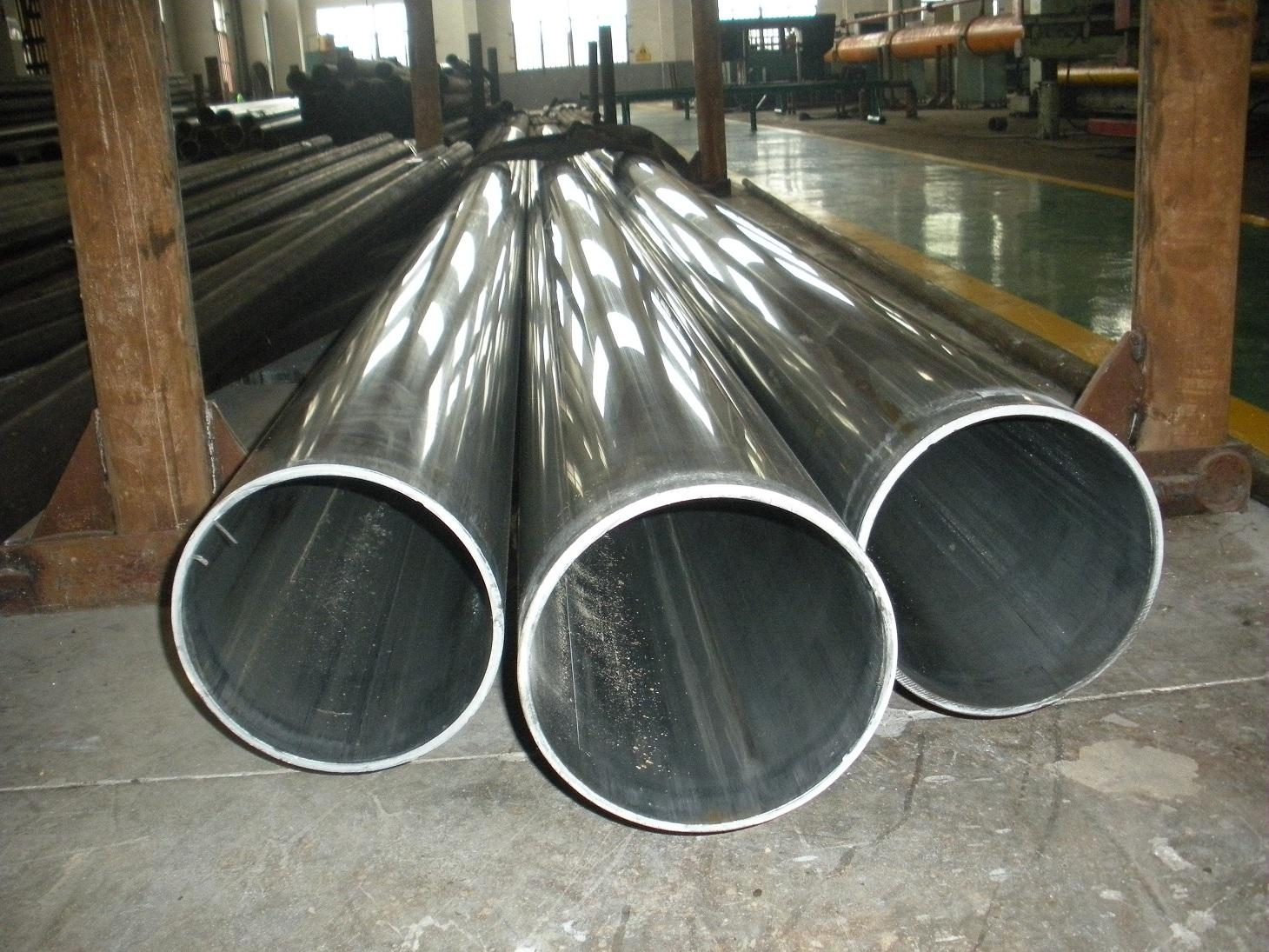 Cold drawn ERW steel tube / DOM tubing