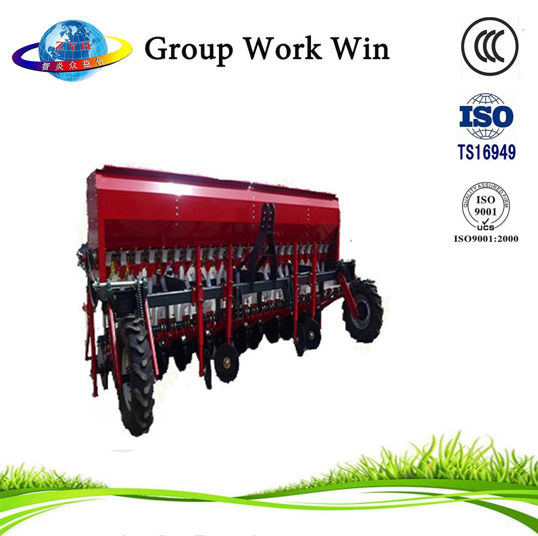 High quality and  New Design Wheat/Corn Difunctional Seeder