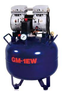 Oil free air compressor-1EW-32 Dental equipment