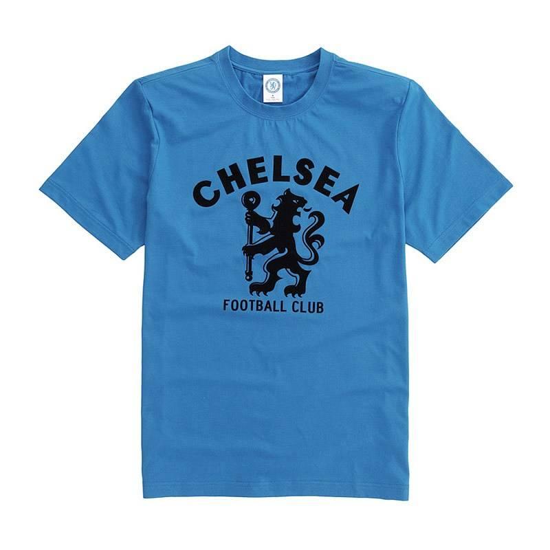 Chelsea Short Sleeve T-shirts (Men) Blue