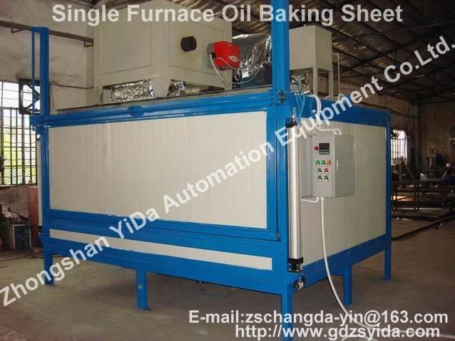 Bathroom Equipment/Bathtub Machine/Single Furnace Oil Baking Sheet