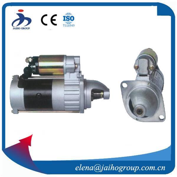 Starter Motor for Isuzu 6WA1 6WG1 Isuzu Starter  M009T80971 M009T80972 M9T80971
