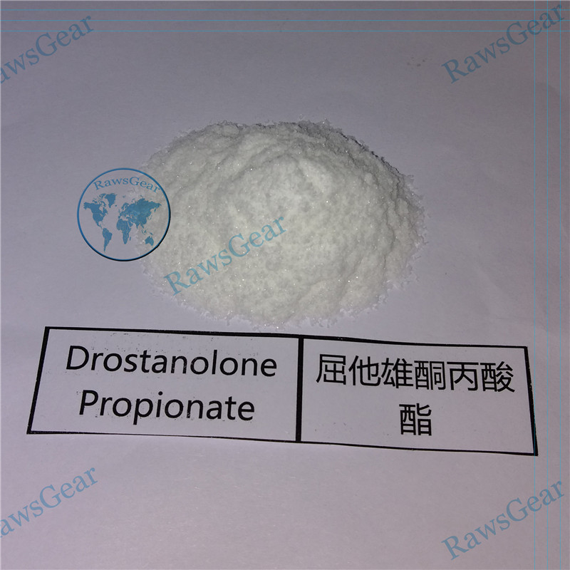 Drostanolone Propionate (Masteron) Raw Powder CAS 521-12-0
