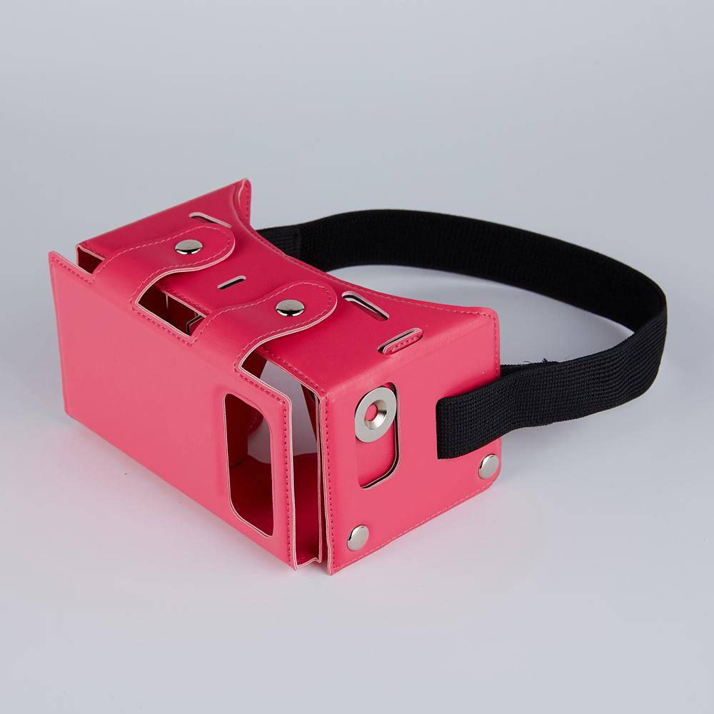 3D VR Box Phone Virtual Reality Glasses, 3D VR Headset Glasses, Wholesale Price VR 3D Glasses