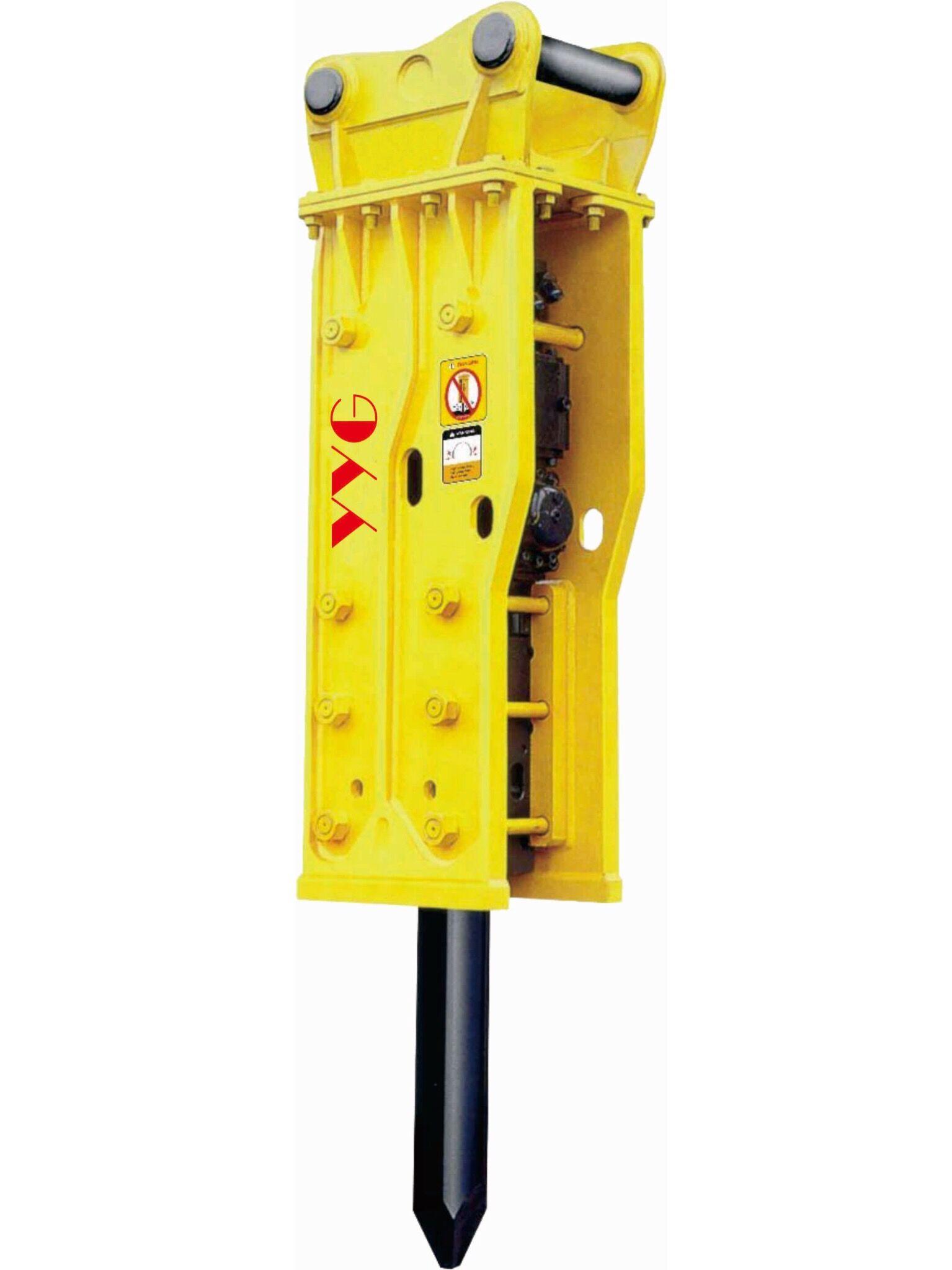 Hydraulic breaker YGB Silence Type