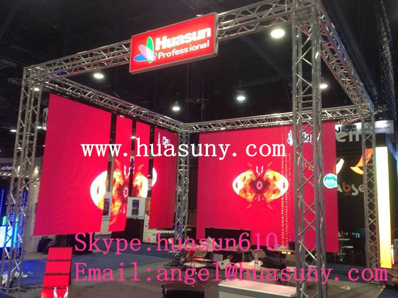 curtain display soft led xxx videos wholesale chin full color SMD 5050 LED Flex LED curtain
