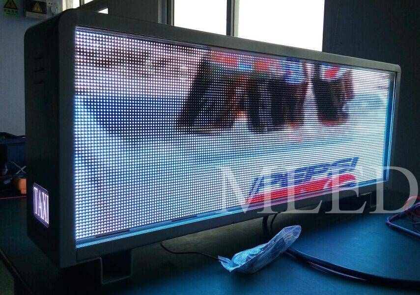 alibaba espress turkey taxi top led displays p5mm of full color