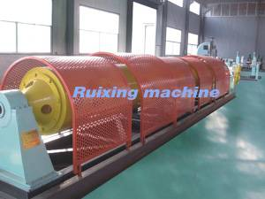 1000 Tubular stranding machine for local system 7-core twisted strand, copper wire, copper