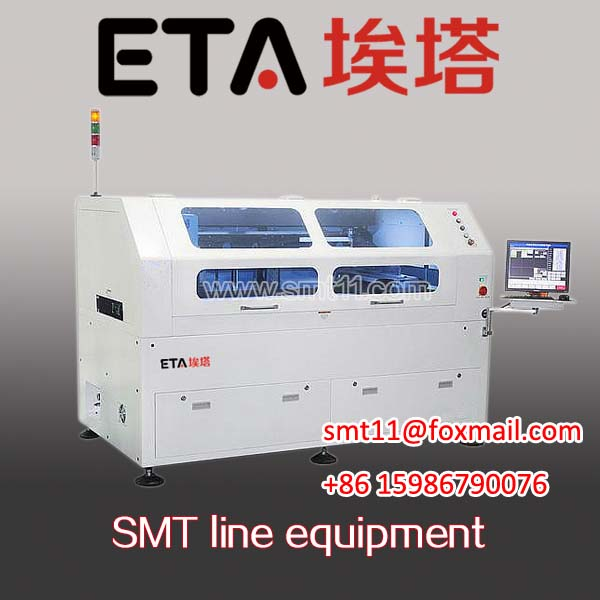SMT Stencil Printer / PCB Screen Printing Machine/ Solder Paste Printer