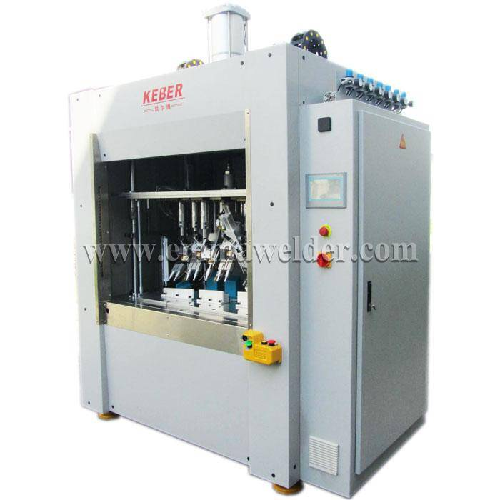 Ultrasonic welding machine for DP Top roll (Can change mould)
